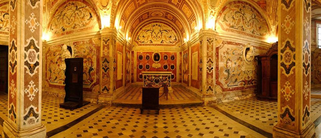 cripta duomo Salerno