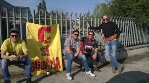 C si sguaria tifosi Lecce