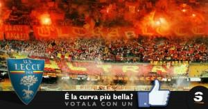 La curva più bella Sportube Lecce