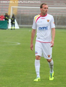 L'ex Fabrizio Melara, ora capitano degli Stregoni