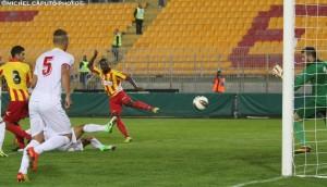 primo gol Doumbia