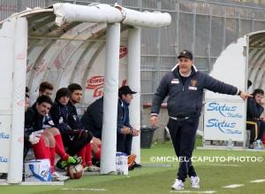 """Monaco sulla panchina degli """"Allievi"""" del Lecce"""