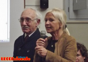 Luigi Montefusco e Silvia Famularo