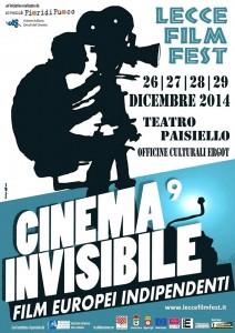 Lecce film fest locandina