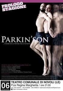 Parkin'son - locandina Novoli jpg