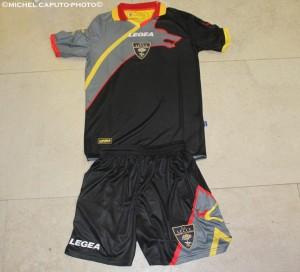 terza maglia Lecce 2014-15