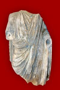 statua marmo Parco Rudiae FIG_8