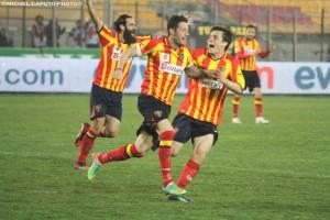 Salvi esulta 2-1 Messina