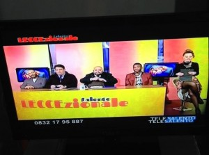 Leccezionale TV monitor