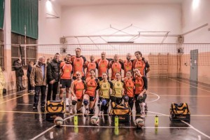 squadra evo barbecue volley team