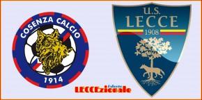 Cosenza-Lecce, arbitra Guccini di Albano Laziale