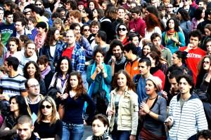Gente a Pasqua