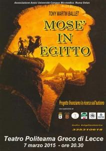 IMG MOSE' IN EGITTO