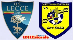 Lecce-Juve Stabia, salta la diretta tv