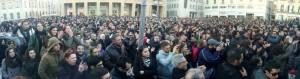 Lecce - manifestazione #salviamogliulivi