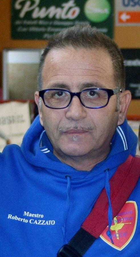 Il maestro Roberto Cazzato