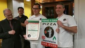 premiazione pizza napoletana 400 gradi