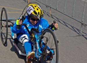 handbike - paraciclismo
