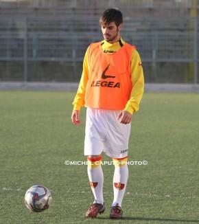 """Gallipoli, Luca: """"Voglio il gol"""""""