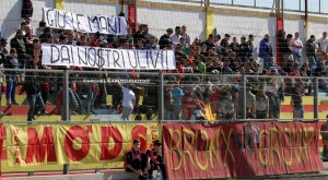 gallipoli curva sud