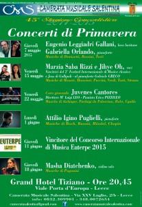 manifesto concerti 15 .FH9