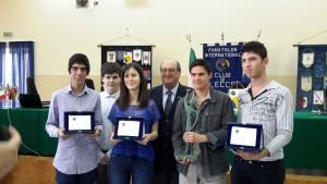 Premio Sergio Vantaggiato 2015