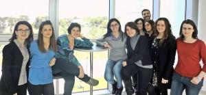 I borsisti del progetto Rinovatis