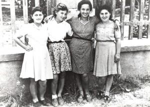 profughi ebrei a Santa Cesarea