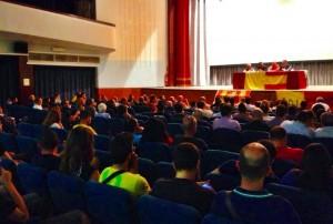 Assemblea Passione Lecce all'Antoniano 11-6-2015