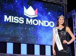 Greta Galassi Miss Mondo Italia 2015