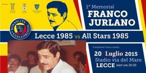 1° Memorial Franco Jurlano