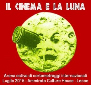 """Al via da oggi a Lecce la rassegna """"Il cinema e la luna"""""""