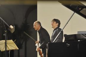 Francesco Libetta e Massimo Quarta in concerto ai Teatini