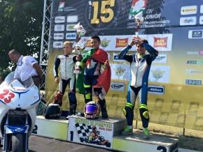 Dal Salento sul podio d'Italia, Manuel Margarito conquista il PreMiniGp
