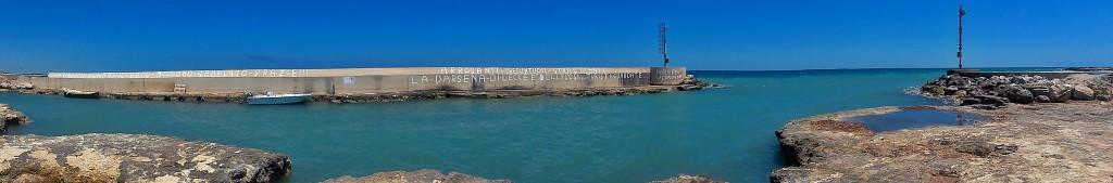 San Cataldo scritte darsena 11-7-2015 panorama