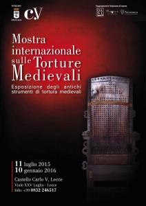 mostra torture medievali