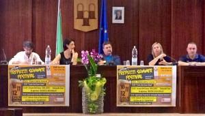 presentazione Trepuzzi summer festival