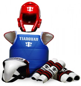 taekwondo attrezzatura