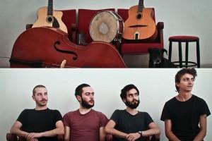 Il Bufo's Gipsy Quartet in concerto a Monteroni