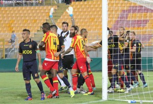 Lecce Catanzaro tim cup