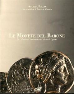 Libro  Le monete del Barone