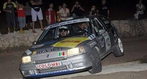"""6° """"Rally dei 5 Comuni"""": bello di notte"""