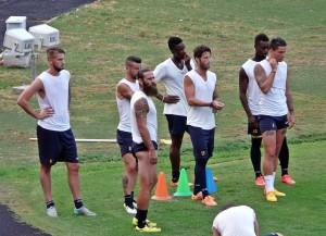 allenamento Lecce 11-8-2015 (4)
