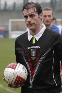 Carmine Di Ruberto arbitro di Nocera Inferiore