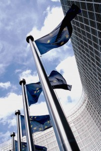 bandiere Commissione Europea