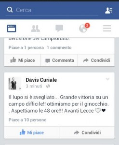 post Curiale