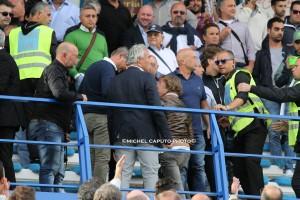 tafferugli Martina-Lecce 3