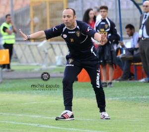 Antonino Asta contro il Catania