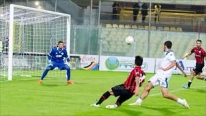 Foggia-Andria gol