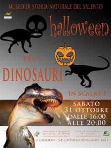 Halloween al Museo di Storia naturale del Salento di Calimera